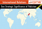 Geo Strategic Significance of Pakistan CSS, PMS, IAS, UPSC and other competitve exams Notes. Prepare for Competitive exams complete notes pdf