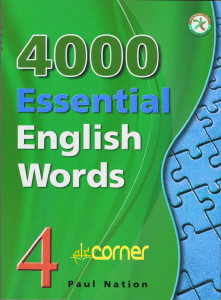 4000 ENGLISH vocabulary WORDS Download in PDF free - ilmCorner