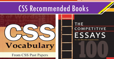 CSS recommended books downlaod freeby fpsc 2018 ,booksforcss2018, css recommended bookslist , css bookslist pdf ,how to prepare forcssin 6 months