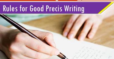 Importance of precis writing precis writing examples with solutions pdf precis writing examples ppt types of precis writing how to write a precis step