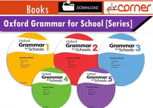 Oxford Grammar for School Download Free 1,2,3,4,5 ( Full