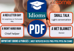 Important Idioms and Phrases, Set-6 | Most Repeated in CSS/PMS/FPSC/PPSC/BA Exams