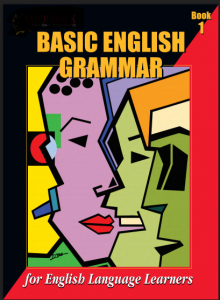 Basic English Grammar for English language learners by Anne Seaton. English Grammar book for beginners with pictures and complete explanation.