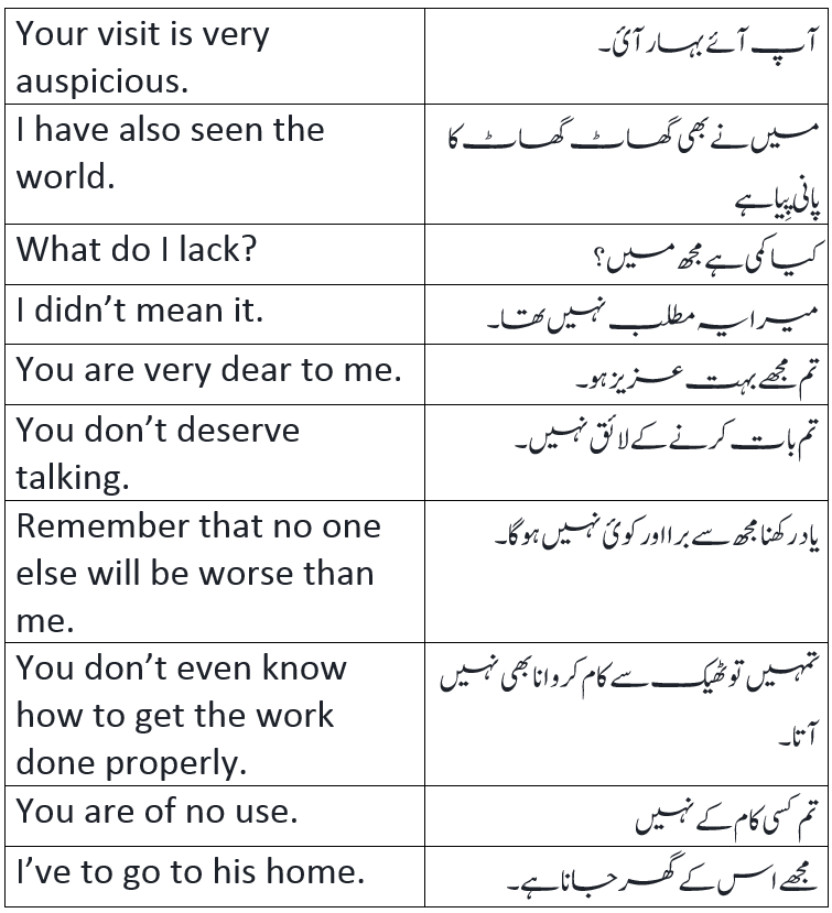 Where Is Urdu Spoken