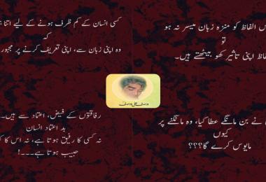 Download Success Quotes In Urdu Images | Wasif Ali Wasif Quotes In Urdu Pdf