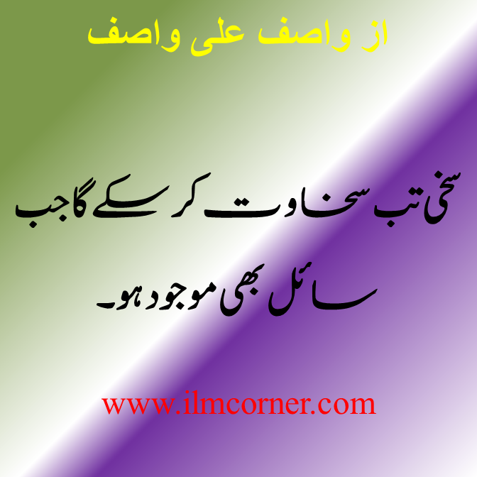 Urdu Quotes in English about Life